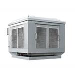 気化放熱式涼風装置